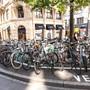 Am Barfüsserplatz wurden vier Velofahrer wegen Fahrens in angetrunkenem Zustand rapportiert. (Symbolbild)