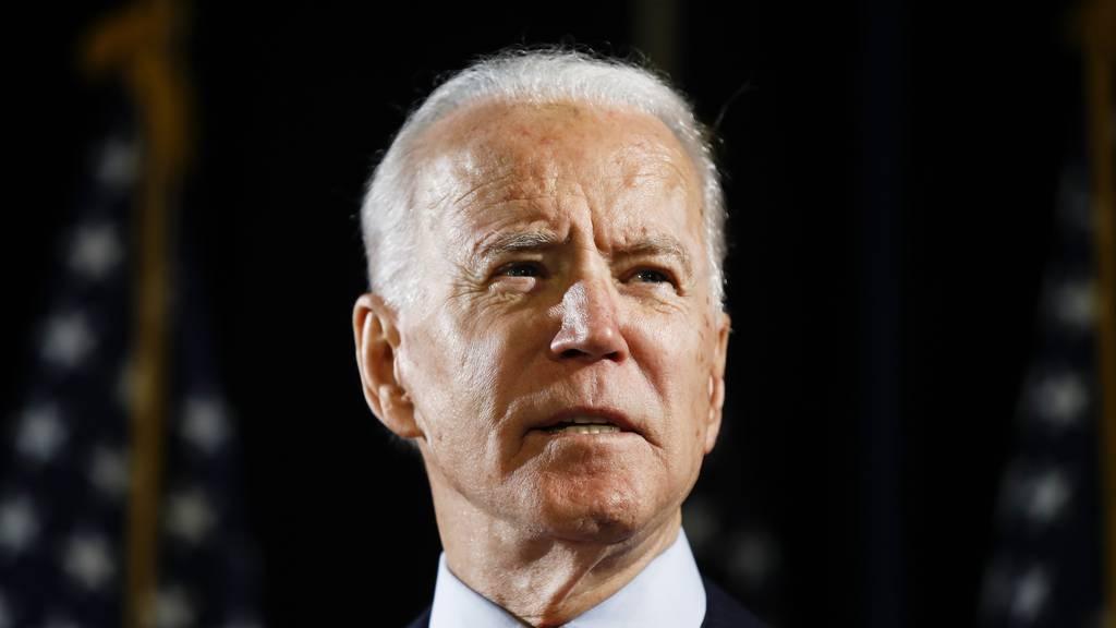 Joe Biden ist der 46. Präsident der Vereinigten Staaten