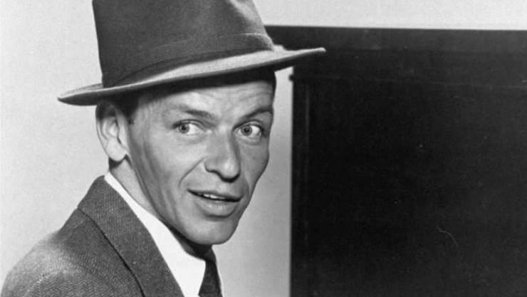 Zum 100. Geburtstag bringen ihm die Stars von heute ein Ständchen: Frank Sinatra (1915-1998).