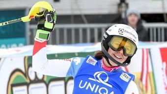 Wendy Holdener wird Zweite beim City-Event in Oslo. (Archivbild)