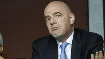 Will Fifa-Präsident Infantino die Fifa wirklich verkaufen?