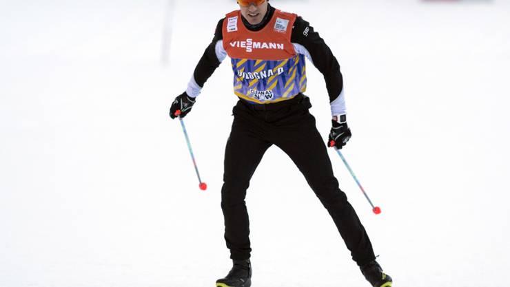 Skating-Ski oder klassische Ausrüstung: Das ist für Dario Cologna und die weiteren Top-Langläufer heute die grosse Frage