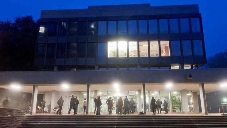 Grossratspräsident (FDP) Bernhard Scholl: «Letztlich sprach sich eine äusserst knappe Mehrheit des Grossratsbüros gegen eine Wahlempfehlung aus.»