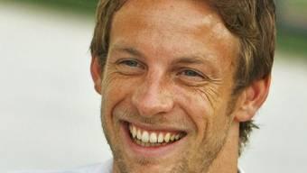 Jenson Button interessiert sich nur für die Technik von Formel-1-Wagen (Archiv)