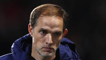 PSG-Trainer Thomas Tuchel ist hart gefordert