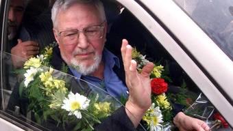 Der Oppositionelle Ibrahim Jasdi ist frei (Archiv)