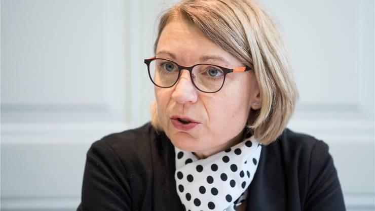 Der Spielraum bei der Sozialhilfe für die Kantone sei heute zu gross, ist Nationalrätin Yvonne Feri überzeugt