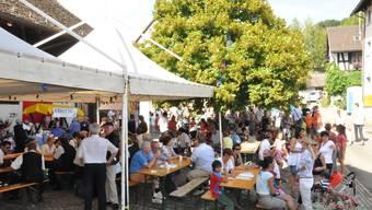 Kellerfest in Oetwil