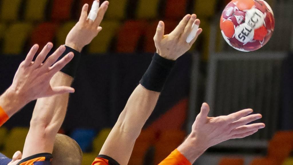 Knapper Sieg für HC Kriens- Luzern, Kadetten neuer Leader