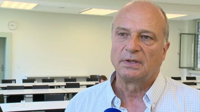 Binz-Areal: Ermittlungen gegen Besetzer eingeleitet