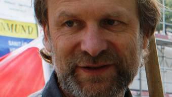 Markus Fäs, der SP-Kandidat für den Gemeinderat, hofft darauf, den vor vier Jahren verlorenen Sitz wieder zurückzuerobern.