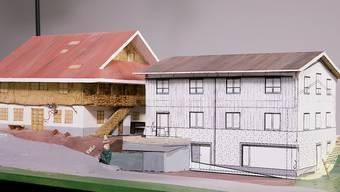 Der Umbau kostet insgesamt 3,5 Millionen Franken.