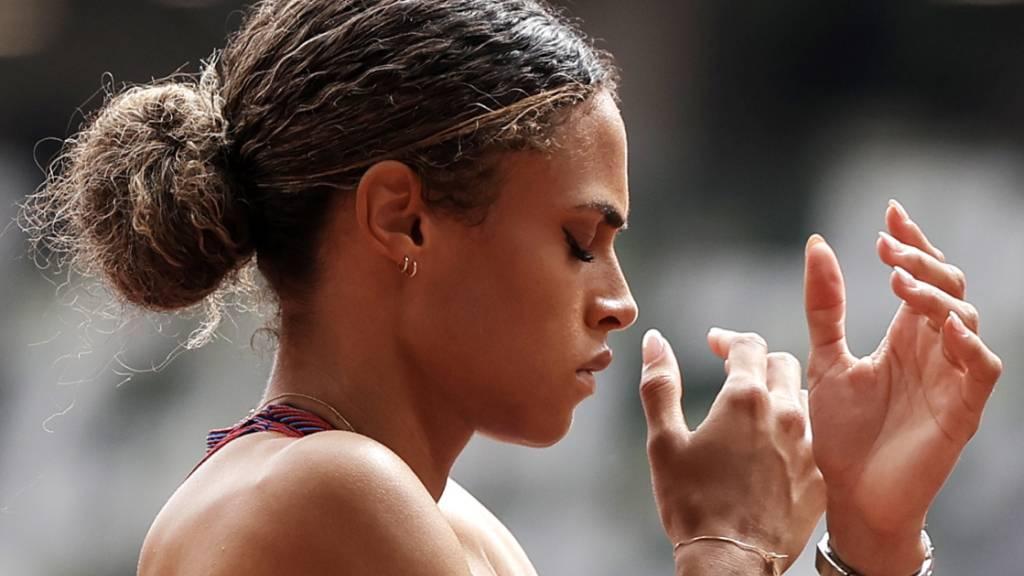 Zwei USA-Läuferinnen unterbieten alten Weltrekord über 400 m Hürden