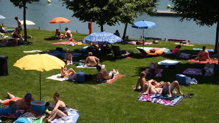 Die Badi Solothurn blickt auf einen sehr erfolgreichen Sommer zurück.