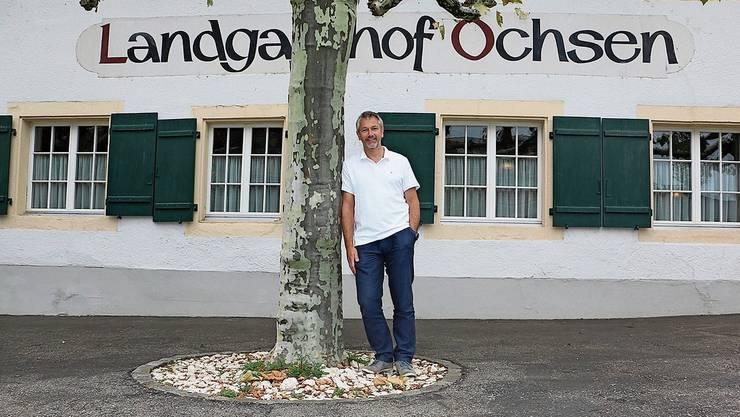 «Ochsen»-Wirt Jörg Lenzin und sein Team holten im Gourmetführer «Gault Millau» 13 Punkte.