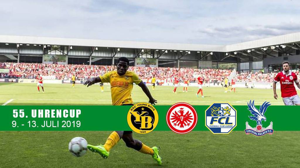 Fussball: Uhrencup 2019: BSC Young Boys - Crystal Palace FC