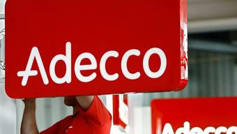 Hat im dritten Quartal weniger verdient: Adecco (Archiv)