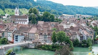 Laufenburg ist mit seiner historischen Altstadt attraktiv für Besucher.