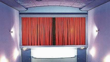 Das Kino Capitol kann günstig gemietet werden.