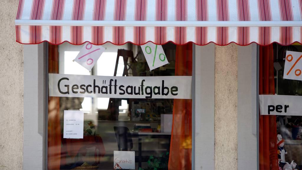 Weniger Firmenpleiten in der Zentralschweiz: Die Konkurswelle bleibt vorerst noch aus