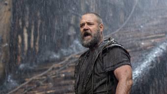 Noah (Russell Crowe) ringt damit, keine klaren Anweisungen von oben zu erhalten. PARAMOUNT PICTURES SWITZERLAND