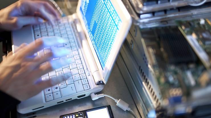 Welche Regeln gelten beim Datensammeln im Internet? Das Parlament ist sich in der Frage des sogenannten Profiling uneinig. (Themenbilder)