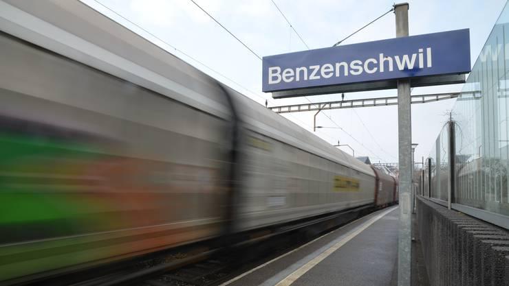 Mit dem Ausbau der Signalanlagen in Benzenschwil, Mühlau, Sins und Oberrüti können Güterzüge künftig dichter aufeinander durch das obere Freiamt fahren.