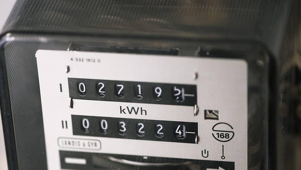 Kundinnen und Kunden des Elektrizitätswerks des Kantons Schaffhausen (EKS) müssen im kommenden Jahr mehr für ihren Strom bezahlen. (Symbolbild)