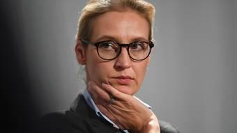 Alice Weidel stehen wichtige Tage bevor, ihr Verbleib in der AfD ist nicht sicher.
