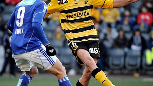 Emiliano Dudar zurück im Team der Young Boys