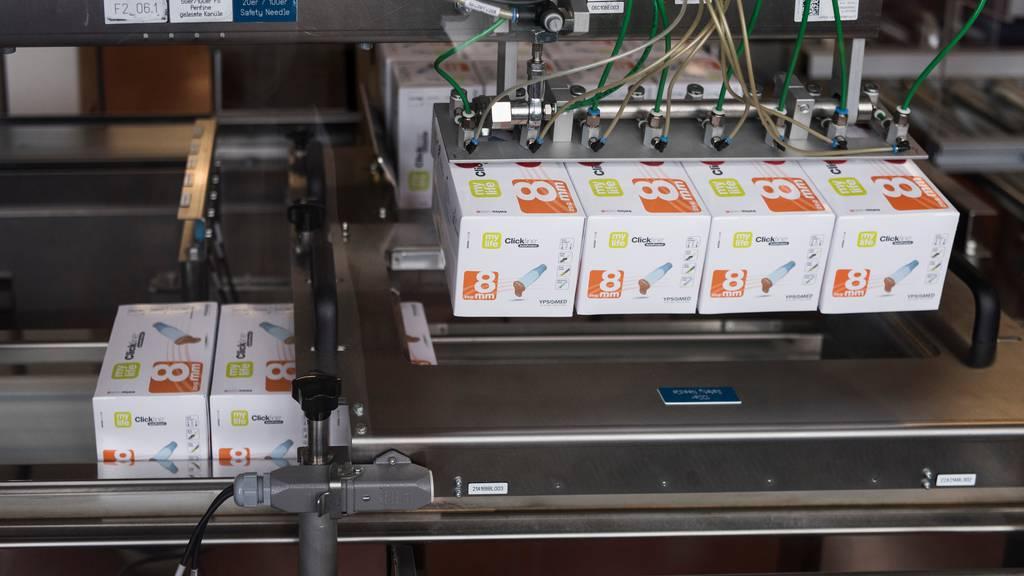 Wegen Coronavirus: EU gibt Schweizer Medtech-Branche Luft