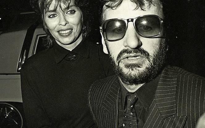 Seit 39 Jahren verheiratet: Ringo und Schauspielerin Barbara Bach.
