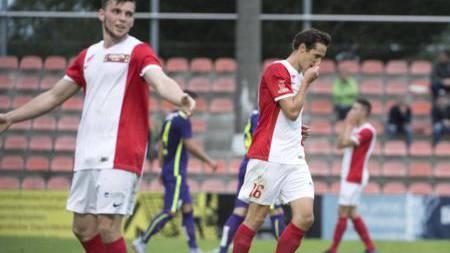 Der FC Solothurn ist heute in Schötz zu Gast.