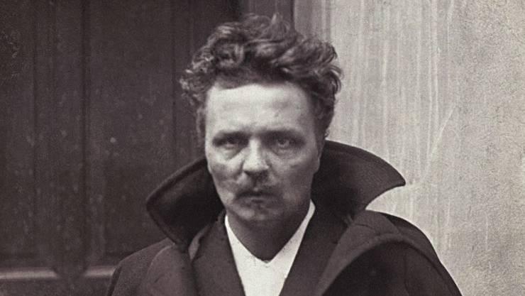 Das Kunstmuseum Lausanne zeigt in seiner ersten Schweizer Retrospektive das malerische und fotografische Werk des schwedischen Schriftstellers August Strindberg (1849-1912)