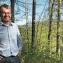 Peter Hänggi, Präsident Forstkommission Nunningen.