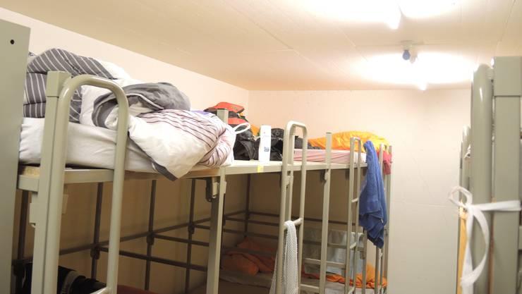 Möbel Aus Der Halben Schweiz Für Asylsuchende Im Wiemel