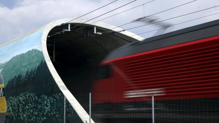 Schweizer Eisenbahn-Planer bauten immer auch ein Stück am schweizerischen Föderalismus.