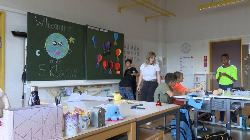 Shania Beck ist frischgebackene Lehrerin in Buchrain
