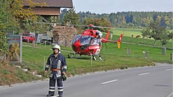 Betonplatte erschlägt Arbeiter in Meikirch