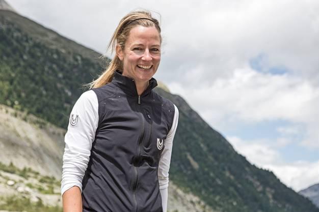 Anne-Marie Flammersfeld, Trailrunnerin und Sportwissenschafterin.