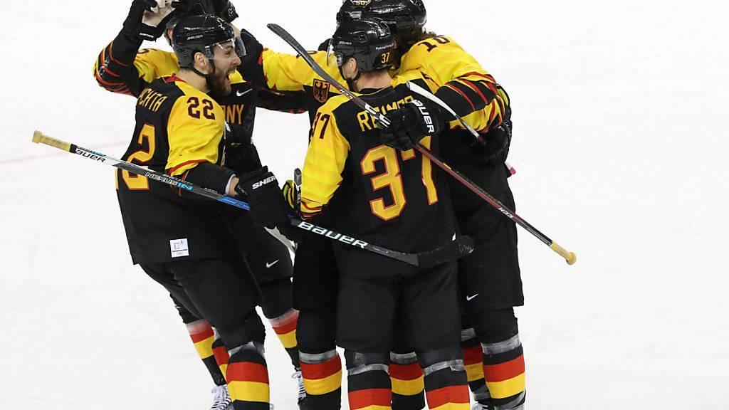 Deutschland schafft die Überraschung und steht im Halbfinal