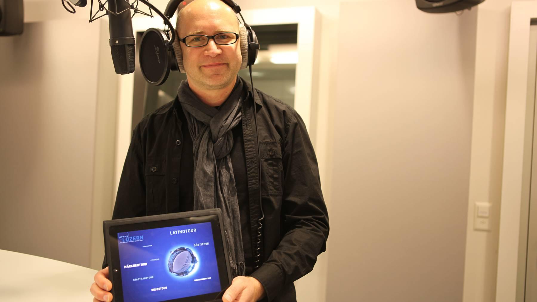 App nach Luzern – die kostenlose App für Luzerner