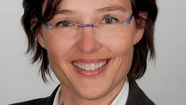 Nicole Nüssli, bisherige Vizepräsidentin und jetzt Gemeindepräsidentin von Allschwil.