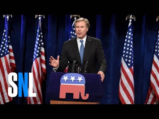 George W. Bush (Will Ferell) will wieder Präsident werden