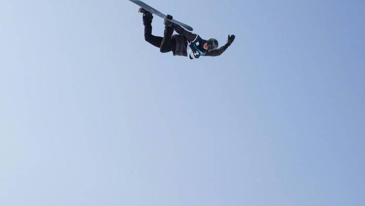 Will in Pyeongchang, wie im Bild, hoch hinaus: Iouri Podladtchikov