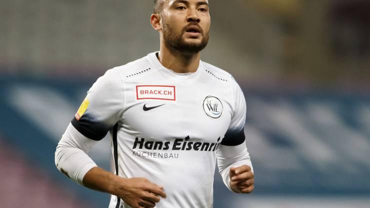 Spielte in der letzten Saison beim FC Wil in der Challenge League: Johan Vonlanthen