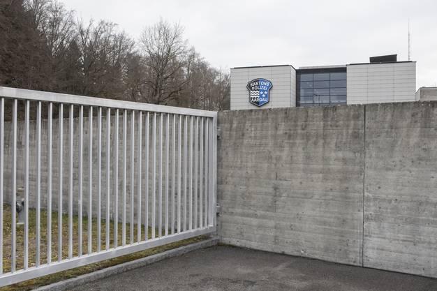 Der Verhandlungsort in Schafisheim