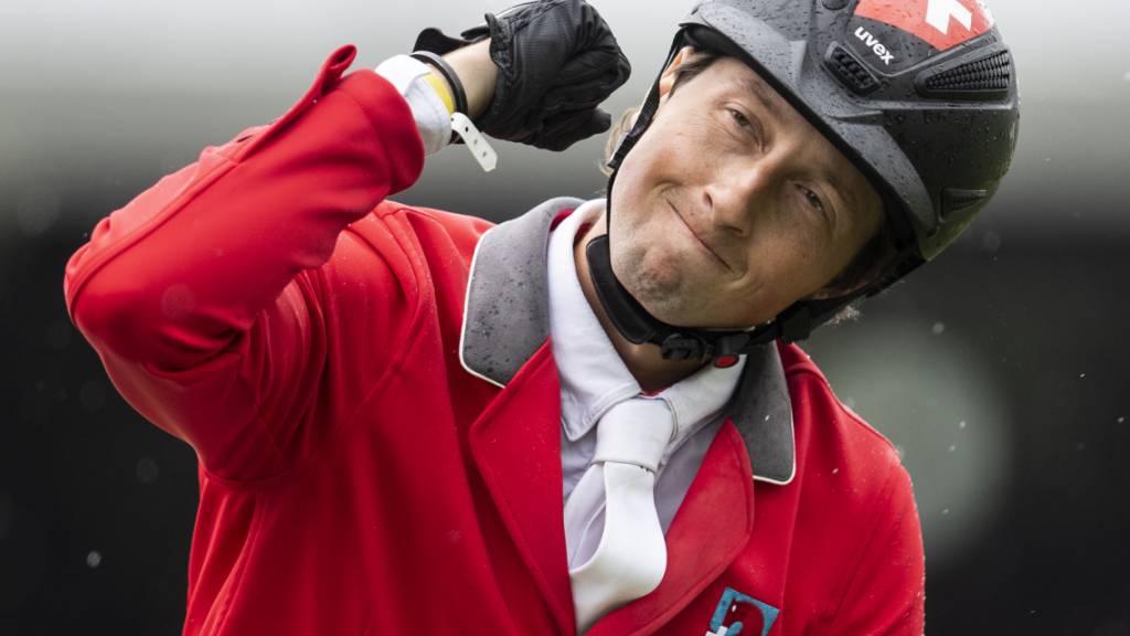 Martin Fuchs gehört zu Topanwärtern auf den Olympiasieg