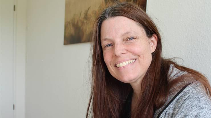 Tanja Bärtschiger nimmt über Fotos oder direkt Kontakt mit Tieren auf. kpf