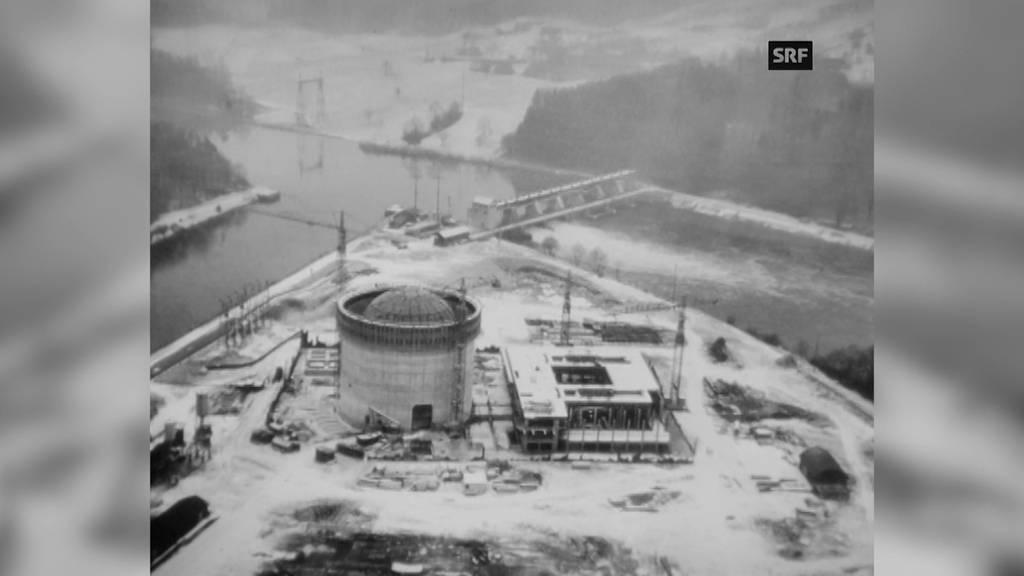 50 Jahre Beznau: Wie der Aargau zum Atomkanton wurde